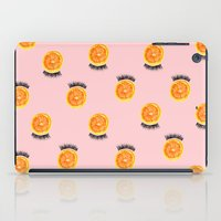 Citrus Lash iPad Case
