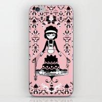 Lady Cake iPhone & iPod Skin