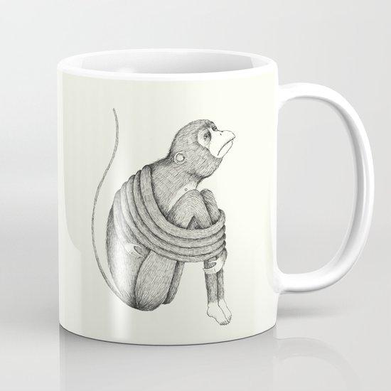 'Insecurity' Mug
