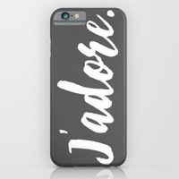 j'adore iPhone 6 Slim Case