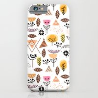 Mid-Century Awesome (Pink) iPhone 6 Slim Case