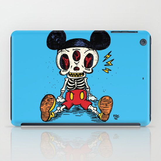 Waiting for you iPad Case