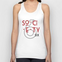 s6_tee_3 - Gimme Some Syllables Unisex Tank Top