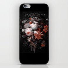 Sacred Flowers iPhone & iPod Skin