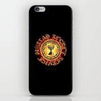MOSSAD - 039 iPhone & iPod Skin