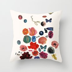 STREWN Throw Pillow