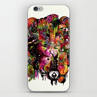 Amygdala Malfunction iPhone & iPod Skin