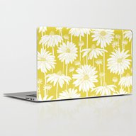 Sunshine Daisy Laptop & iPad Skin