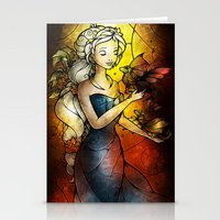 Mother of Dragons Stationery Cards