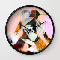 Body Language 10 Wall Clock