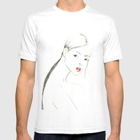 Japa Mens Fitted Tee White SMALL