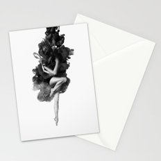 The born of the universe Stationery Cards