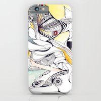 Fly in the crowded sky iPhone 6 Slim Case