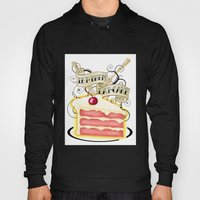 Let Them Eat Cake Tattoo… Hoody