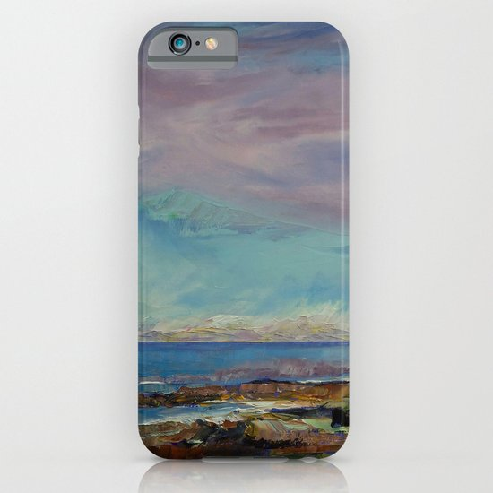 California Seascape iPhone & iPod Case