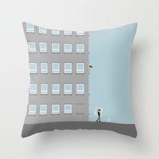 Fake Throw Pillow