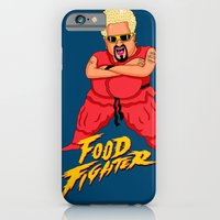 Food Fighter iPhone 6 Slim Case