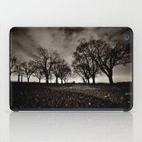 dark days iPad Case