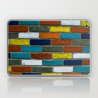 Color Wall Laptop & iPad Skin