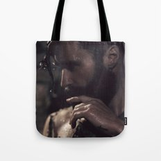 in darkness, there is light Tote Bag
