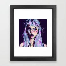 d. groeneveld Framed Art Print