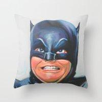Hnnghman Throw Pillow