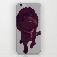 Matilda iPhone & iPod Skin