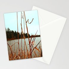 Quiet nature Stationery Cards