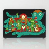 The Watchers iPad Case