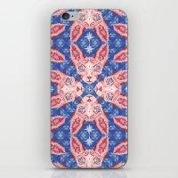 Sphynx Cat - Rose Quartz… iPhone & iPod Skin