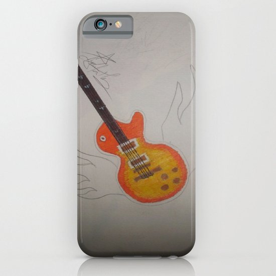 Guitar. iPhone & iPod Case