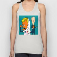 TP for America's Bunghole Unisex Tank Top