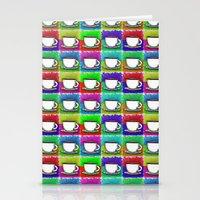Caffeine High Stationery Cards