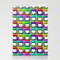 Caffeine High Stationery Cards
