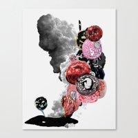 Stones Alive Canvas Print