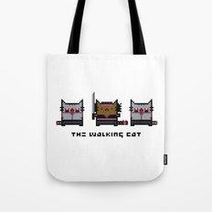 The Walking Cat - Meowchonne Tote Bag