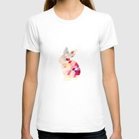 bunny T-shirts featuring Bunny by Dnzsea