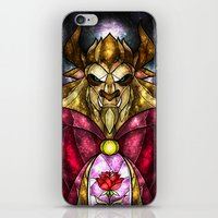 The Beast iPhone & iPod Skin