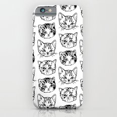 Cute Kitty iPhone 6s Slim Case