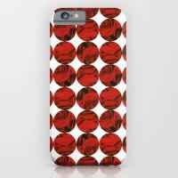 Roses (red) iPhone 6 Slim Case