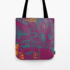 Sometimes It All Comes Together Tote Bag