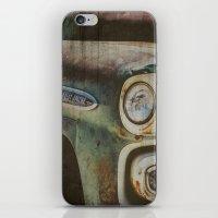Chevy Apache iPhone & iPod Skin