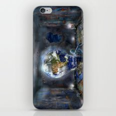 Save our World iPhone & iPod Skin