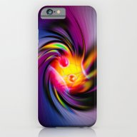 iPhone & iPod Case featuring Abstract Perfection 52 by Walter Zettl