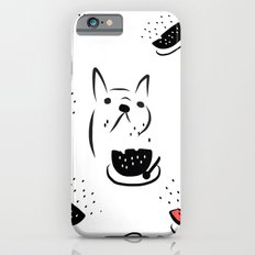 water melon frenchie iPhone 6s Slim Case