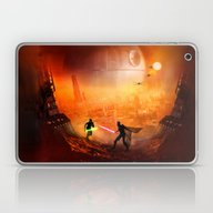 STAR . WARS Laptop & iPad Skin