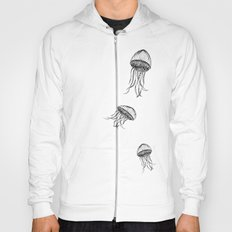 Jellyfish Octopus Creature Imaginitive  Hoody