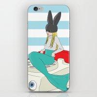 batfish iPhone & iPod Skin