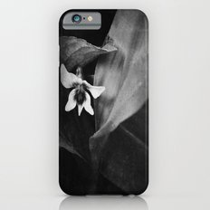 Peeking Through iPhone 6s Slim Case