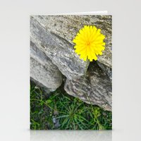 Vermont Dandelion Stationery Cards